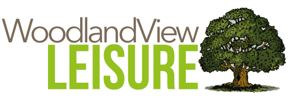 An image of the Woodland View Leisure Brand Logo